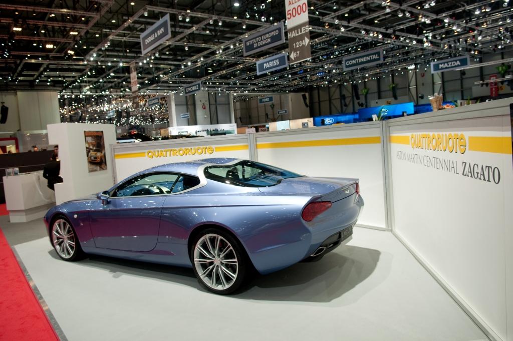 Aston Martin DBS Zagato