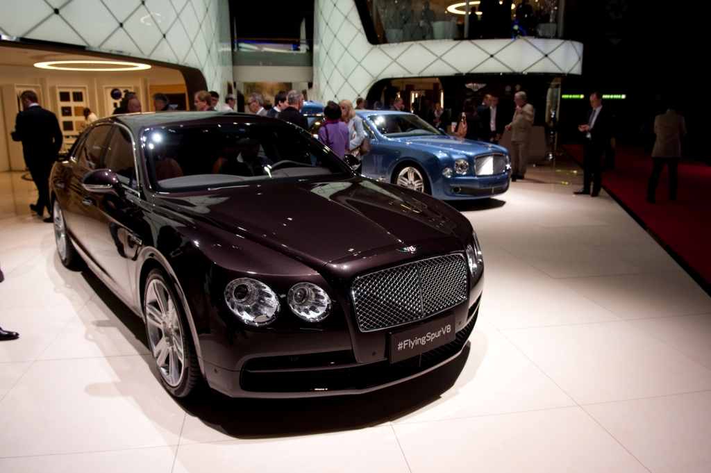 Bentley SliverSpur