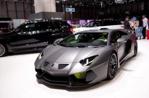 Harman Lamborghini Aventador