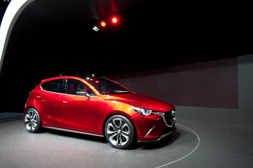 Mazda Concept Hazumi