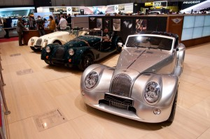 Morgan Plus 4 et Aero Super Sport