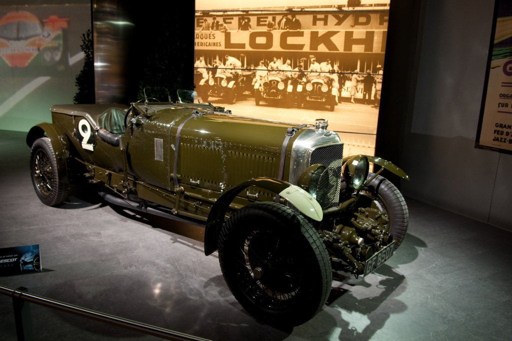 Bentley Speed Six (1929)