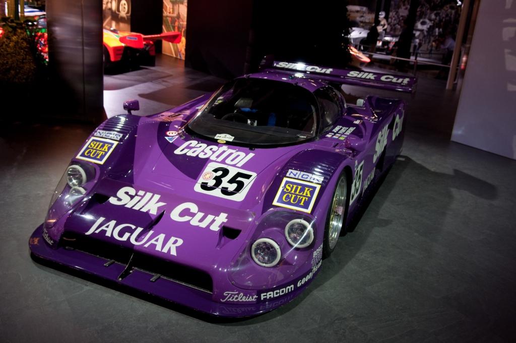 Jaguar XJR9 (1991)