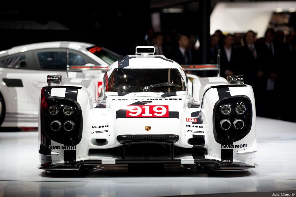 Porsche 919 LMP1 Hybrid