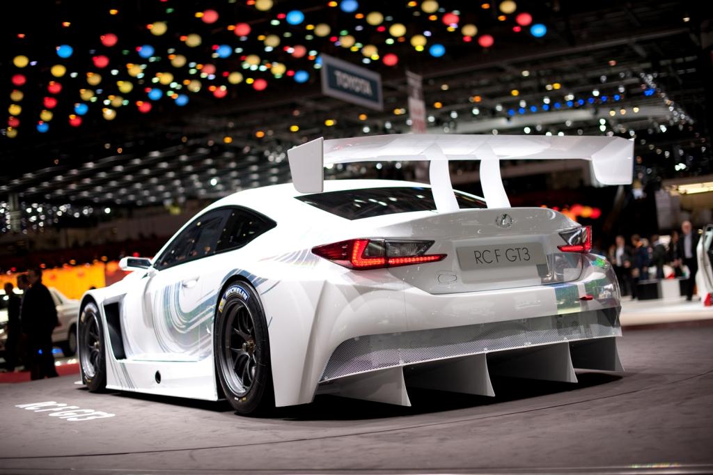 Lexus RC GT3