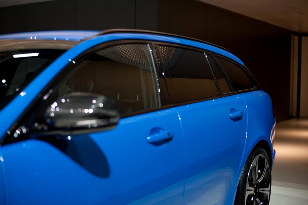Jaguar XFR-S Sportback