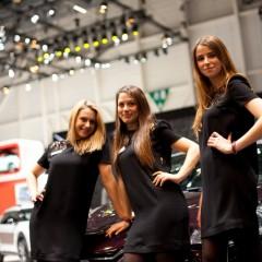 Salon de Genève 2014 : les hôtesses, partie 3
