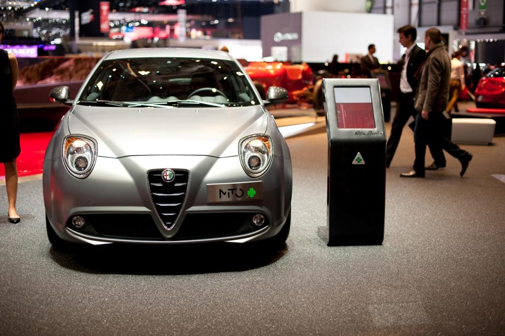 Alfa Romeo Quadrifolio Verde (MiTo)
