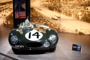 Jaguar Type D (1954)