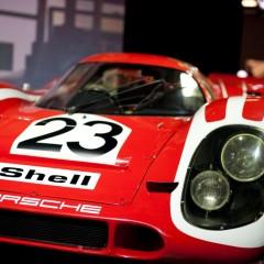 Exposition des 24 Heures du Mans au Salon de Genève 2014