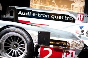 Audi R18 e-Tron Quattro (2013)