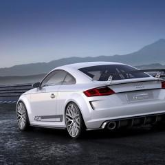 Audi TT Quattro Sport Concept : 420 ch pour le futur TT RS
