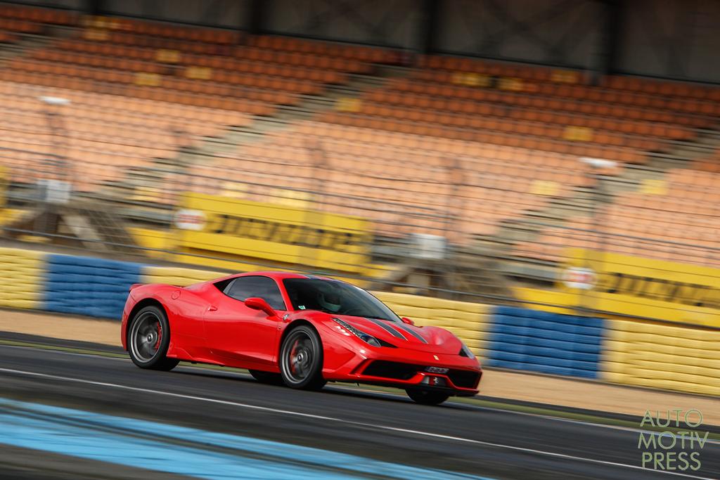 Exclusive Drive 2014 - Ferrari 458 Speciale