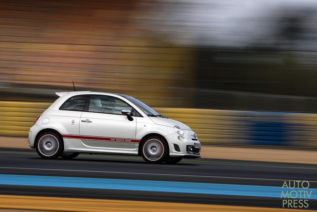 Exclusive Drive 2014 - Abarth 595 Competizione