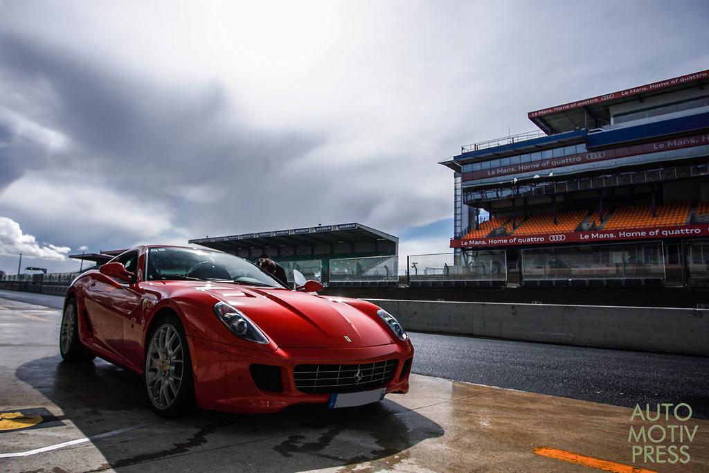 Exclusive Drive 2014 - Ferrari 599
