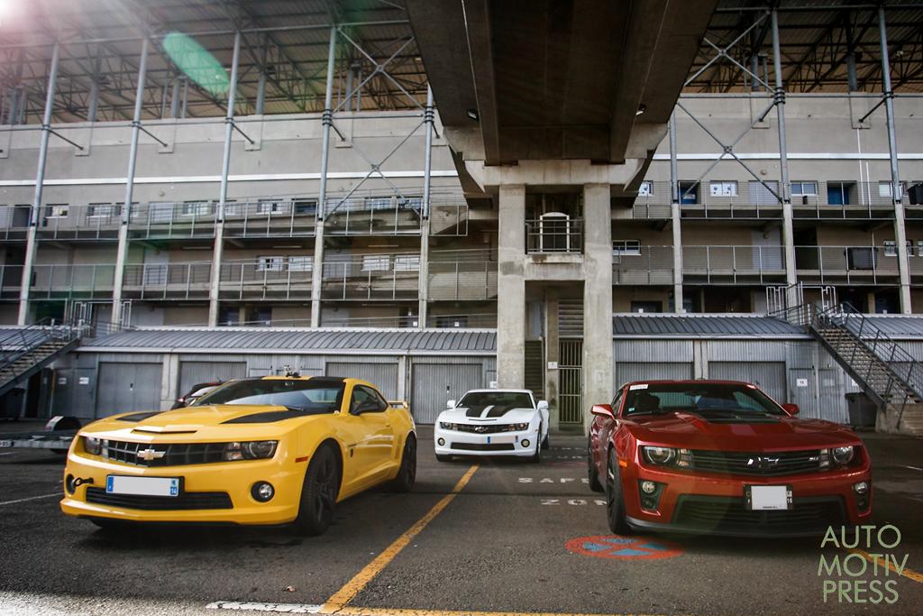 Exclusive Drive 2014 - Chevrolet Camaro