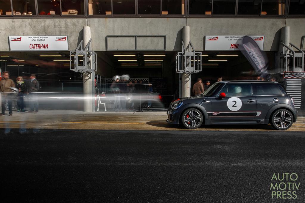 Exclusive Drive 2014 - Mini Cooper JCW GP II