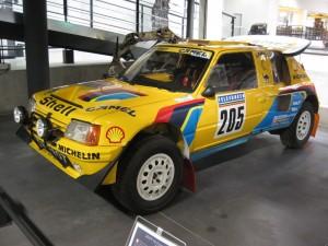 Peugeot 205 Turbo 16 Dakar