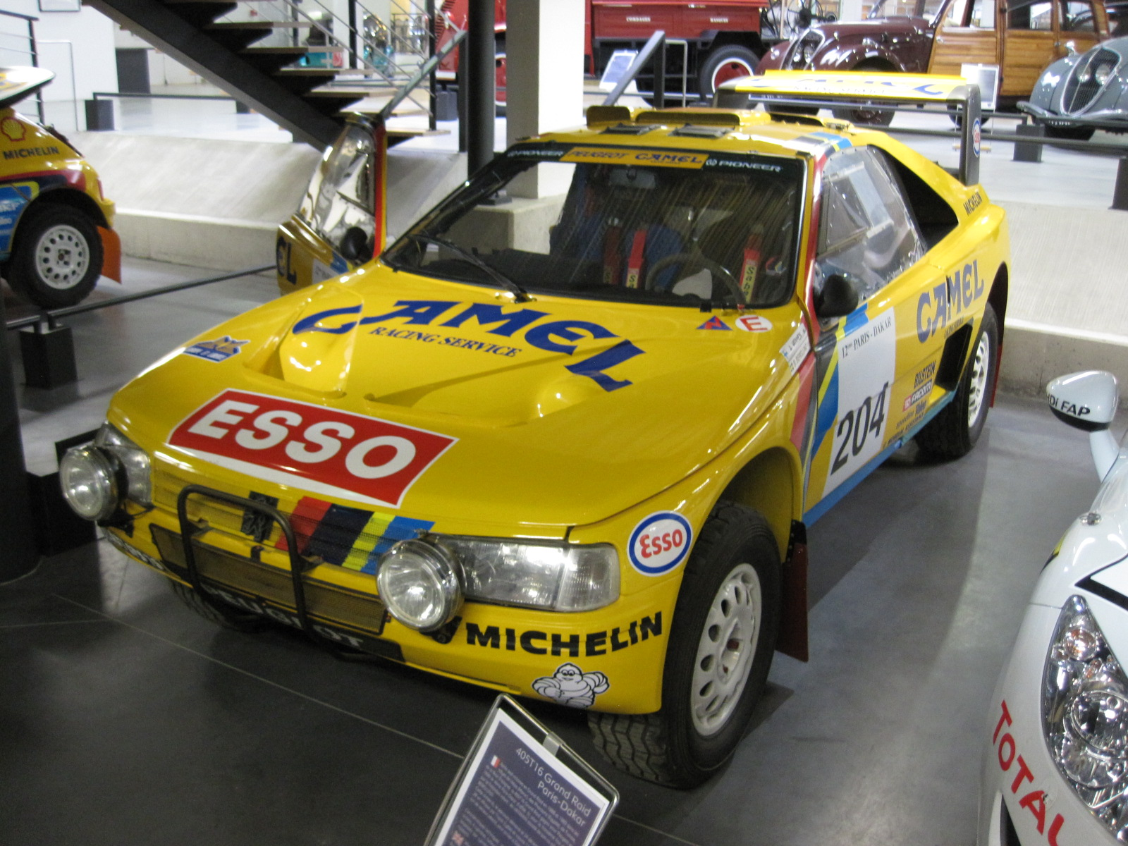 Peugeot 405 Turbo 16 Dakar