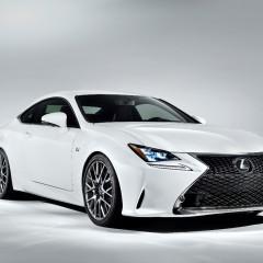 Lexus RC : en finition F Sport également
