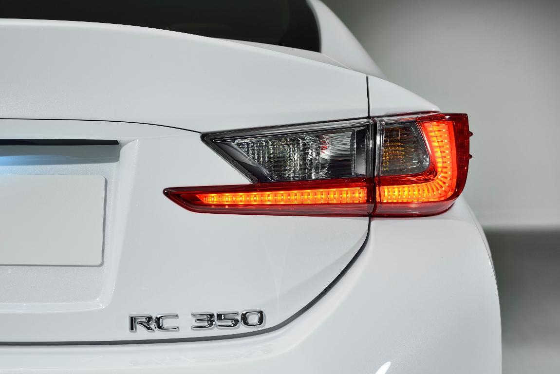 Lexus RC F Sport