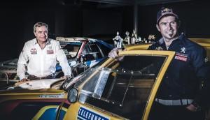 Peugeot retour sur le Rallye Dakar en 2015