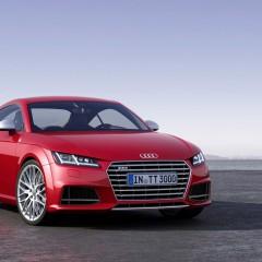 Nouvel Audi TT au Salon de Genève