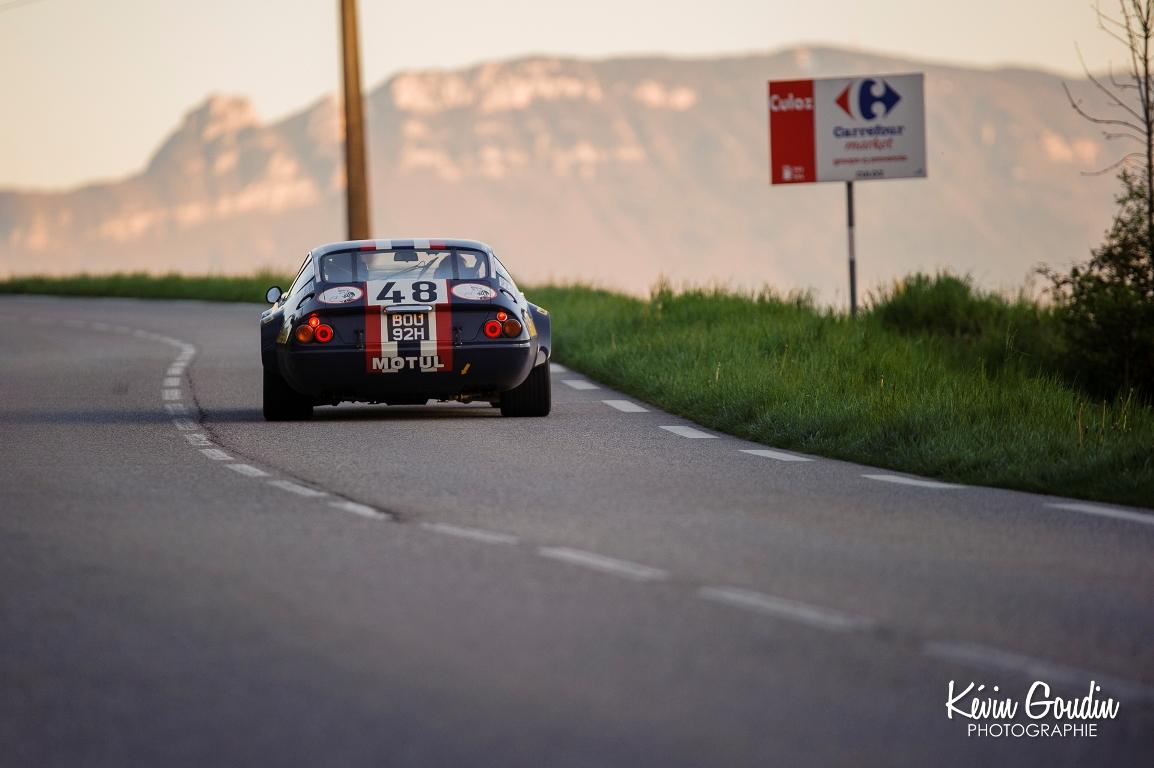 Tour Auto 2014 - Mulhouse Aix lesBains