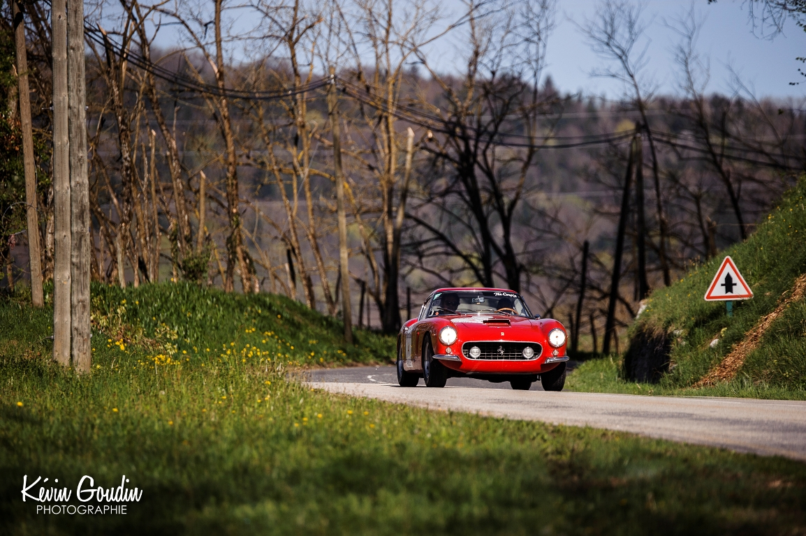 Tour Auto 2014 - Aix les Bains Valence