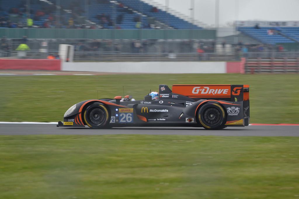 World Endurance Championship - Silverstone 2014 - Morgan Nissan n°26