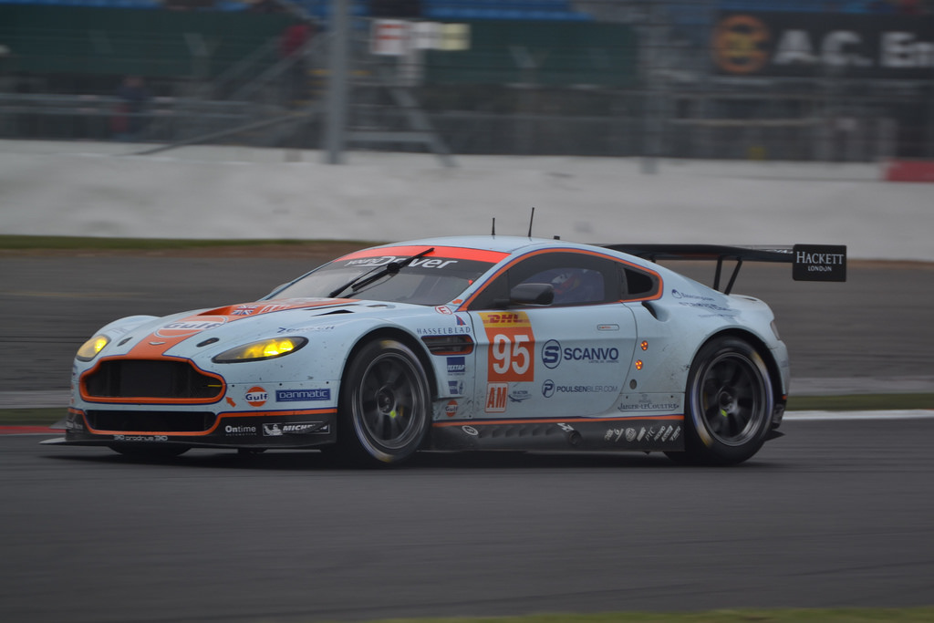 World Endurance Championship - Silverstone 2014 - Aston Martin n°95