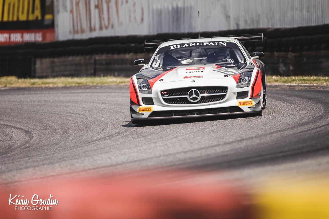 Blancpain Sprint Series Coupes de Pâques Nogaro