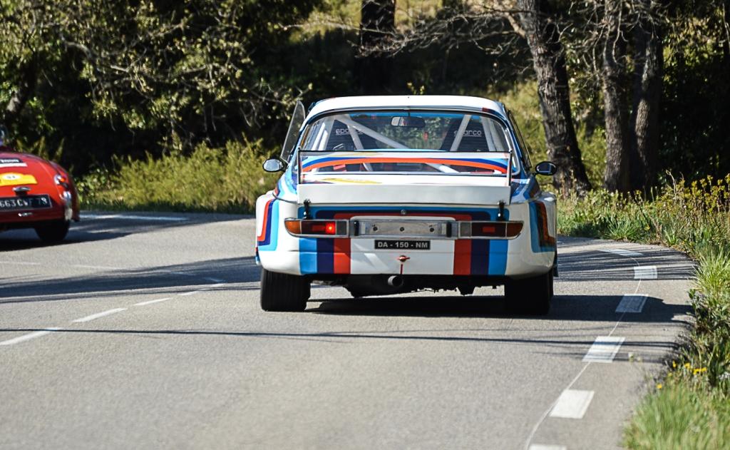 Tour Auto 2014 - Valence Marseille