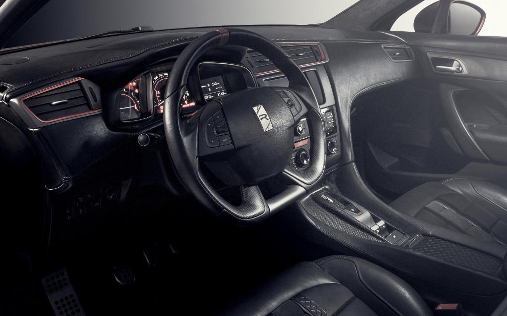 Citroën DS 5LS R Concept