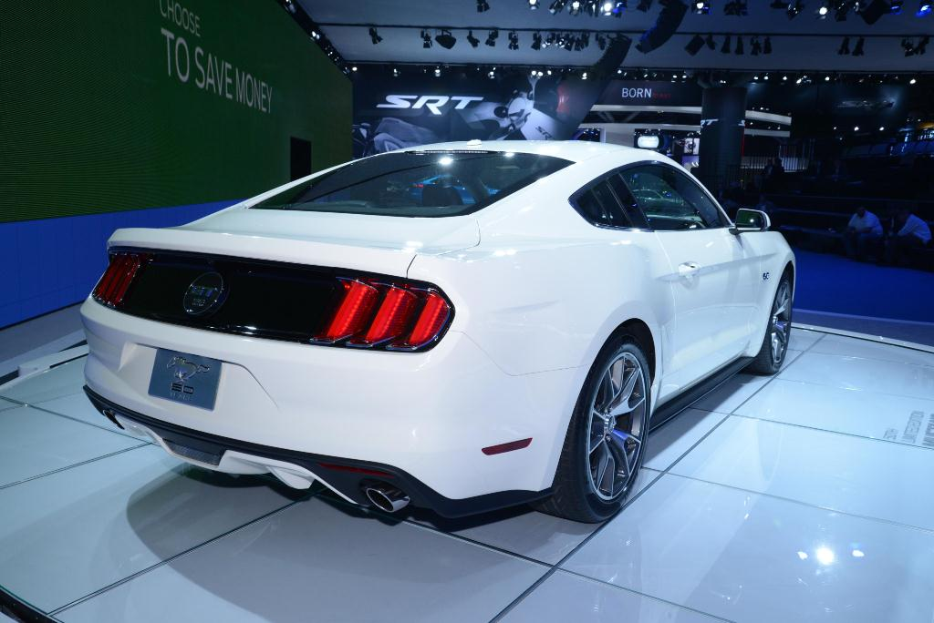 Ford Mustang GT 50 Years Limited Edition