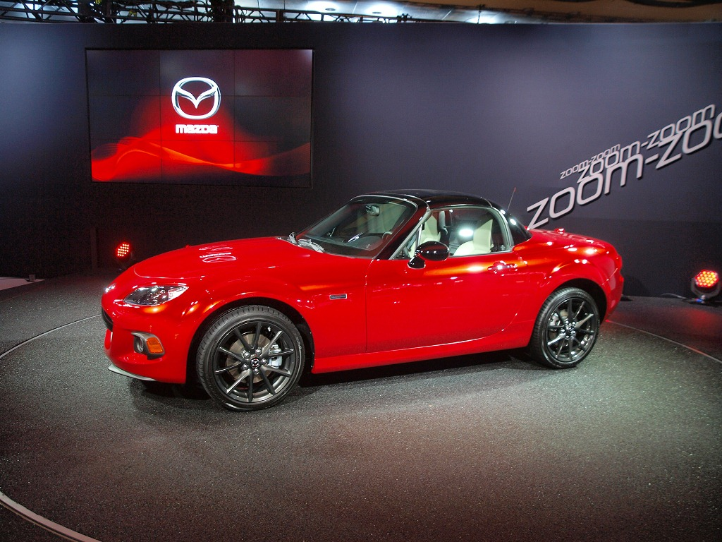 Mazda MX-5 25th anniversary