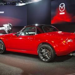 New York International Auto Show : les marques de M à Z