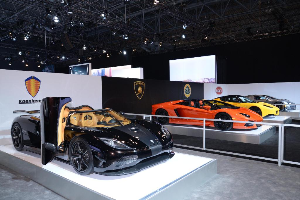 New York International Auto Show 2014
