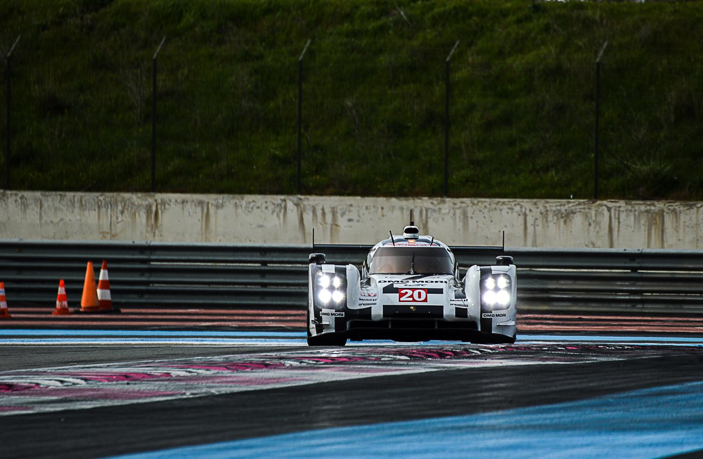 Porsche 919 Hybrid - Bernhard-Hartley-Webber