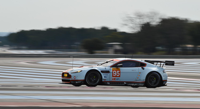 Aston Martin Racing Vantage - Poulsen-K.Thiim
