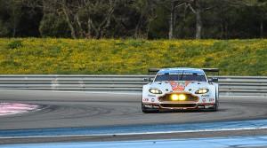 Aston Martin Racing Vantage - MacDowall-O'Young-Rees