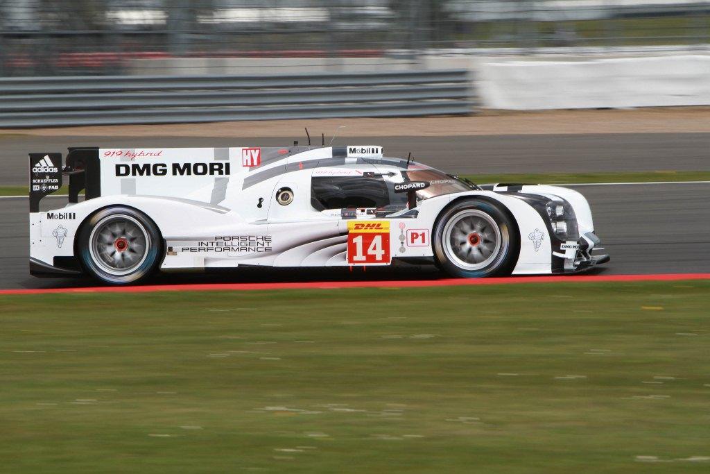 World Endurance Championship - Silverstone 2014 - Porsche 919 Hybrid n°14