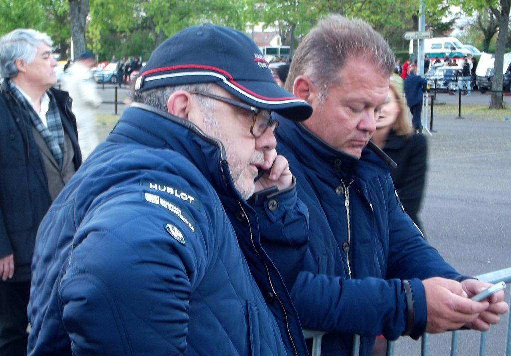 Tour Auto 2014 - Christian Odin / Rolland Salvi
