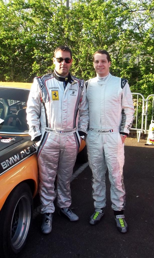 Tour Auto 2014 - Arnaud Gauduel / Adrien  Cathiard