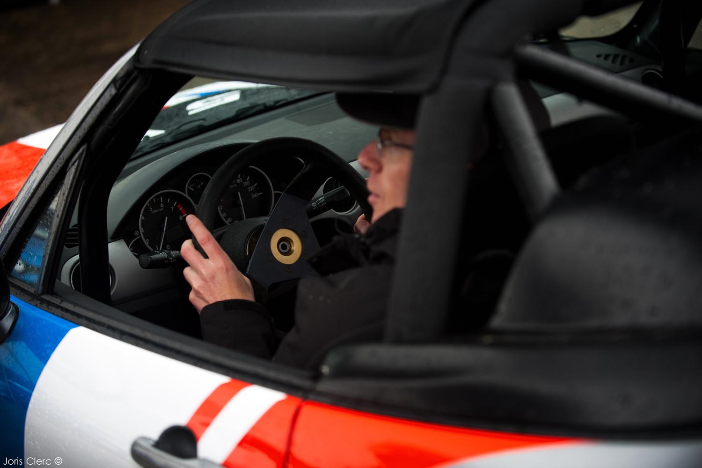 25 ème anniversaire de la Mazda MX-5 à Montlhéry - MX-5 Open Race