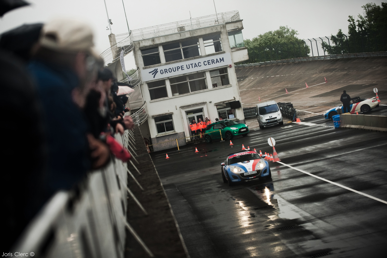 5 ème anniversaire de la Mazda MX-5 à Montlhéry - MX-5 Open Race