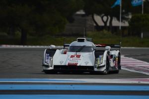 Audi R18 e-Tron Quattro Team Joest - Di Grassi-Duval-Kristensen