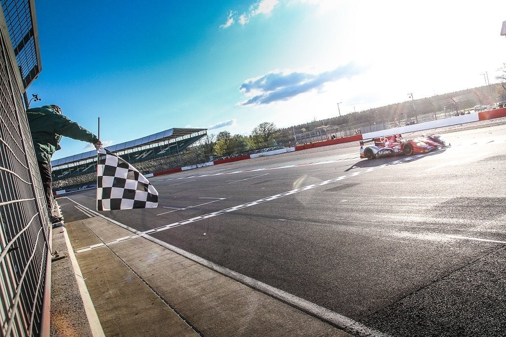 European Le Mans Series - Silverstone 2014 - Thiriet by TDS Racing