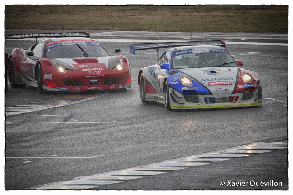 GT Tour FFSA GT Le Mans Bugatti