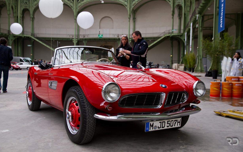 Tout Auto 2014 - Grand Palais - BMW 507 - Raphael Dauvergne